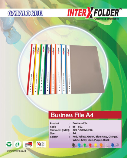 Business File A4