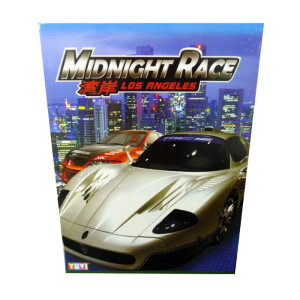 Yuvi Midnight Race Series 38 pages (1 box)