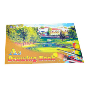 Drawing Book A3 (1 box)