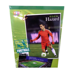Yuvi Soccer Series 38 pages (1 box)