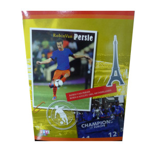 Yuvi Soccer Series 58 pages (1 box)