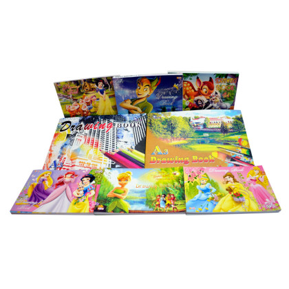 Yuvi Drawing book